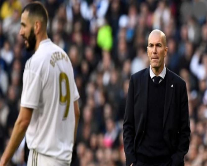 Madrid Panen Gol Di El Sadar, Osasuna Lawan Real Madrid