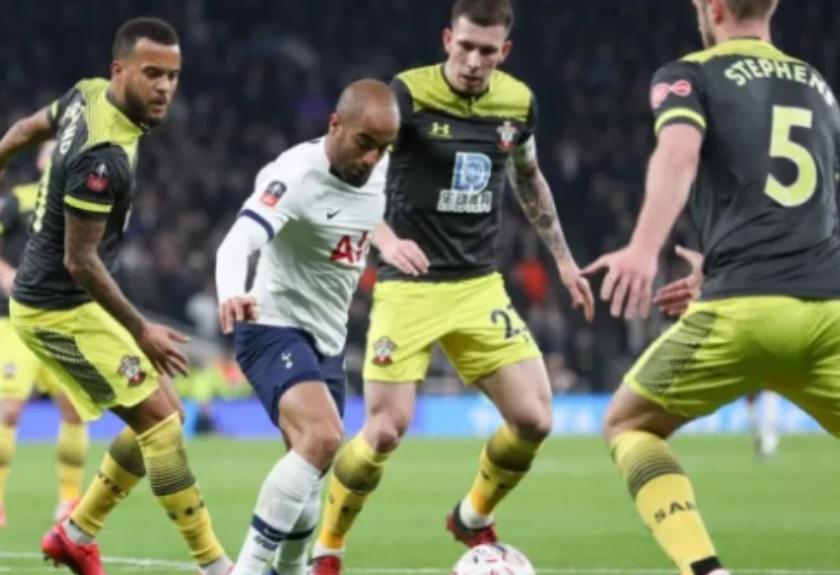 Tottenham vs Southampton, Son Heung-min Bawa The Lilywhites ke 16 Besar Piala FA