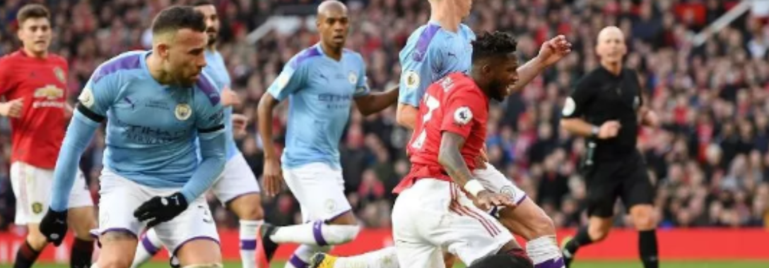 Man United vs Man City, Setan Merah Harusnya Dihadiahi Penalti