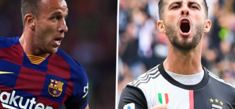 Barcelona Konfirmasi 75 Juta Arthur 59 Juta £ Kesepakatan Pjanic Dengan Juventus