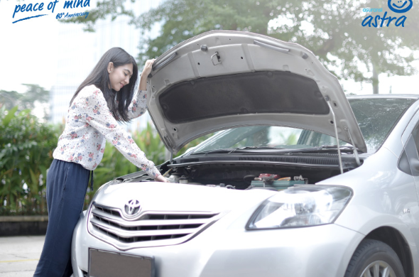 Mengatasi Mobil Mogok Disebabkan Bahan Bakar Habis
