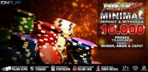 Keuntungan Bermain Poker Online