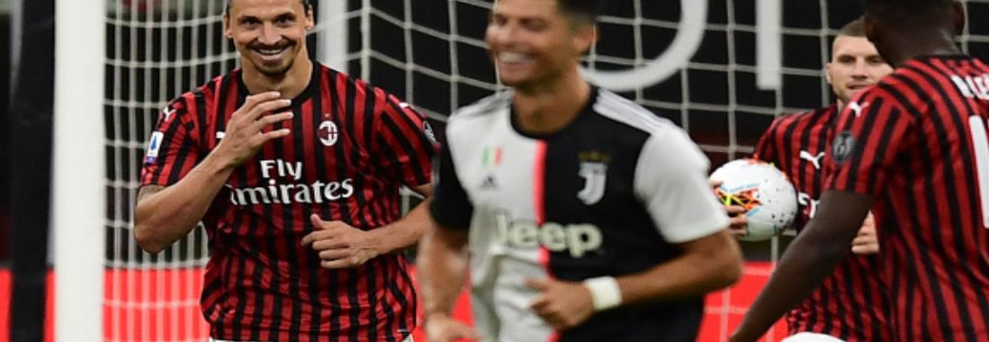 AC Milan vs Juventus, Juara Tercengang Di San Siro